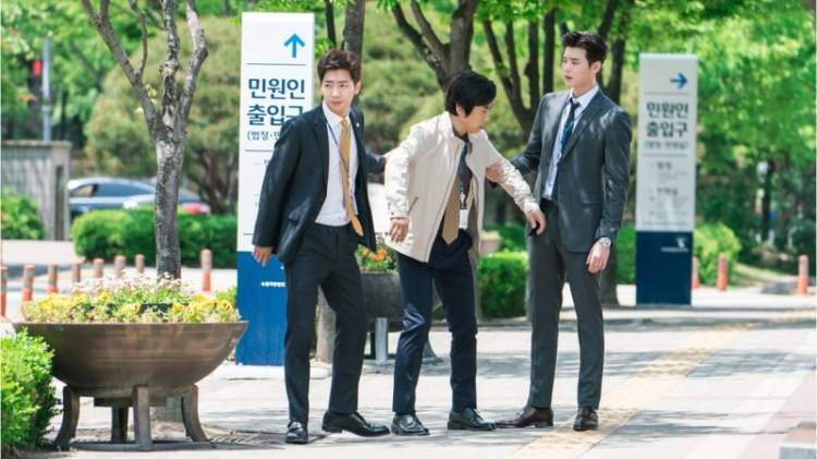 Image result for while you were sleeping soompi