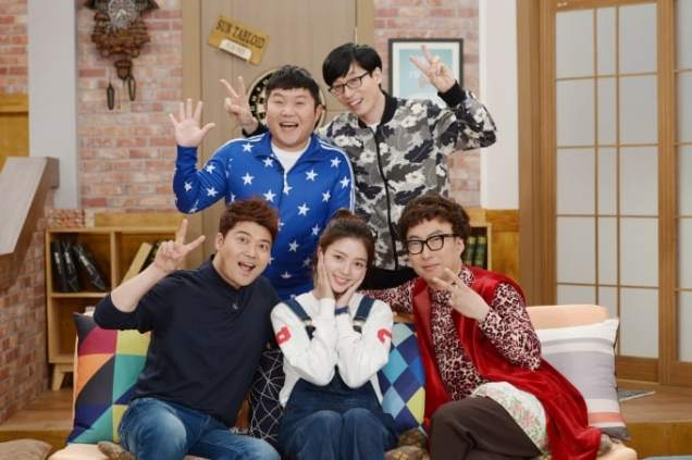 Happy Together S3 Hosts