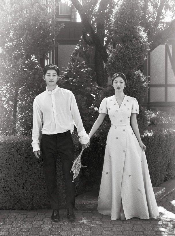 ผลการค้นหารูปภาพสำหรับ song joong ki song hye kyo wedding