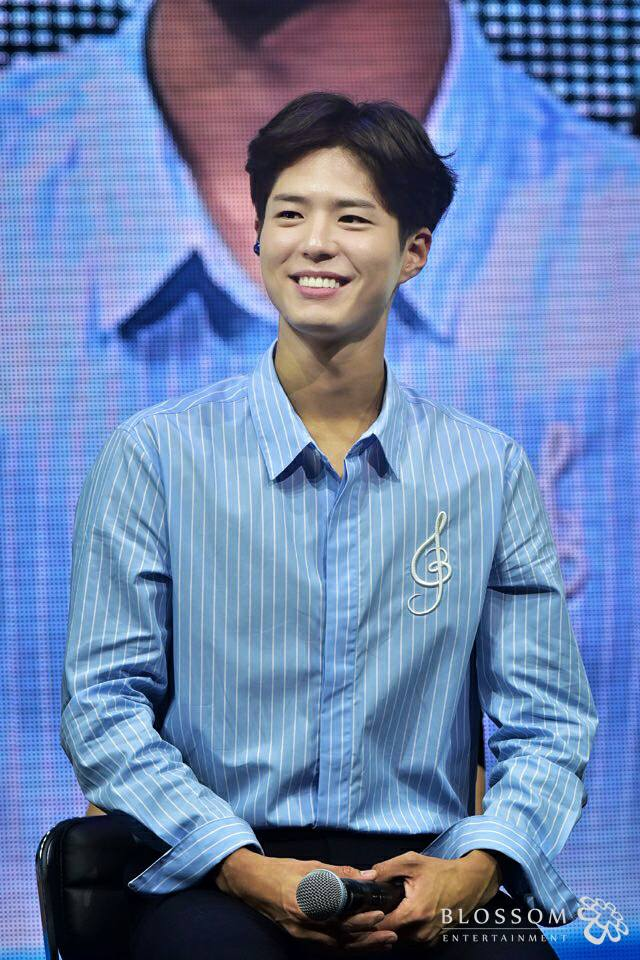 13 Times Park Bo Gum Proved He Can Rock Any Hairstyle Soompi