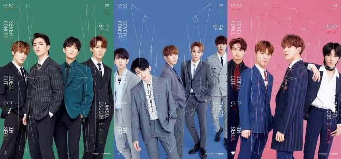 """- SEVENTEEN3 - Tickets For SEVENTEEN's """"Ideal Cut"""" Seoul Concerts Sell Out In A Flash  - SEVENTEEN3 - Tickets For SEVENTEEN's """"Ideal Cut"""" Seoul Concerts Sell Out In A Flash"""
