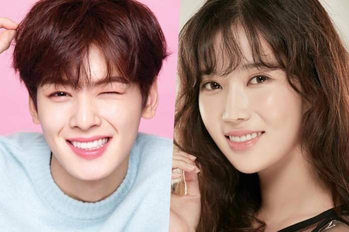 - Cha Eun Woo Im Soo Hyang - ASTRO's Cha Eun Woo And Im Soo Hyang In Talks To Lead New Drama Based On Popular Webtoon  - Cha Eun Woo Im Soo Hyang - ASTRO's Cha Eun Woo And Im Soo Hyang In Talks To Lead New Drama Based On Popular Webtoon