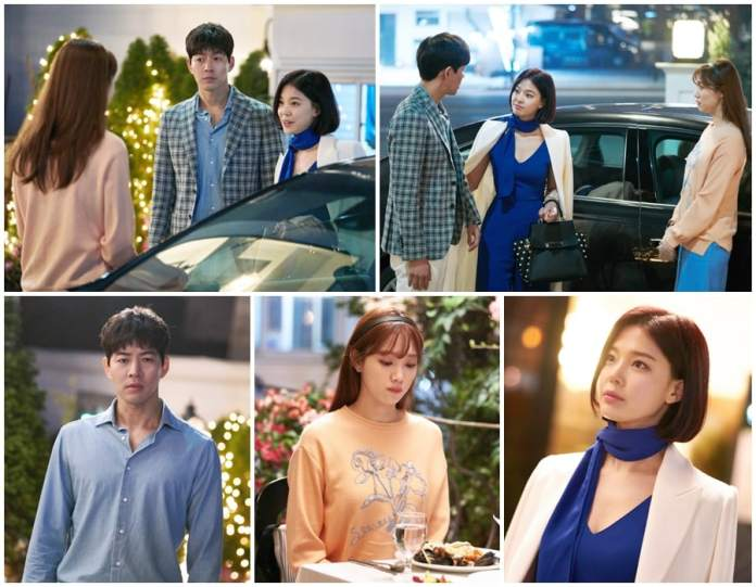 """- Lee Sung Kyung Lee Sang Yoon Im Se Mi - Tensions Rise With The Introduction Of Im Se Mi's Character In """"About Time""""  - Lee Sung Kyung Lee Sang Yoon Im Se Mi - Tensions Rise With The Introduction Of Im Se Mi's Character In """"About Time"""""""