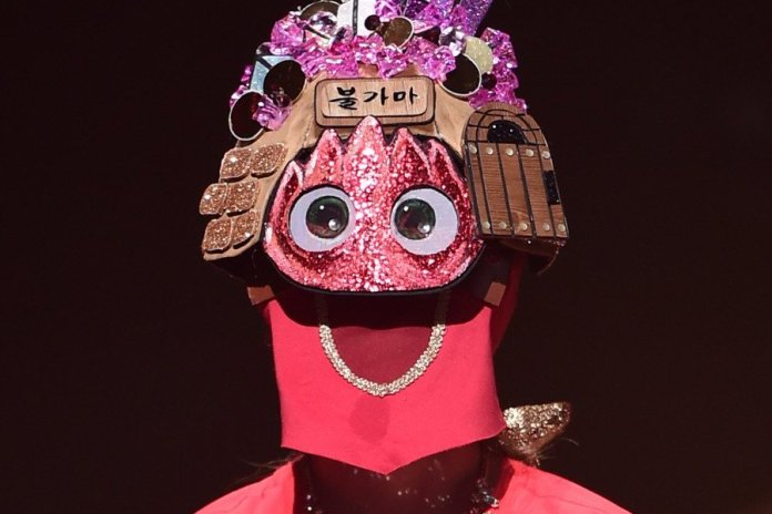 """- Mask - Former Survival Show Contestant Charms With Her Voice On """"King Of Masked Singer""""  - Mask - Former Survival Show Contestant Charms With Her Voice On """"King Of Masked Singer"""""""