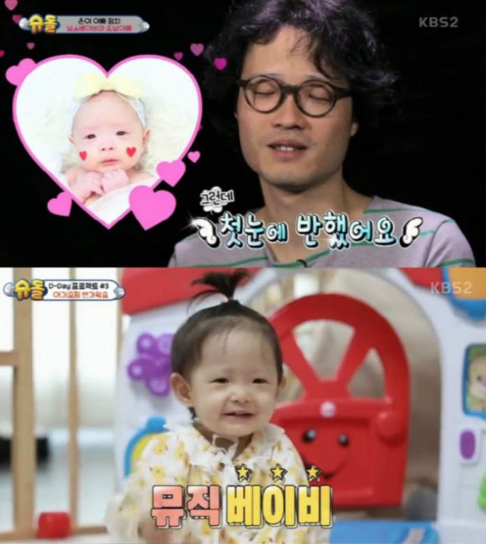 """- the return of superman jo jung chi - Jo Jung Chi And Jung In Reveal How Much Their Daughter Resembles Them On """"The Return Of Superman""""  - the return of superman jo jung chi - Jo Jung Chi And Jung In Reveal How Much Their Daughter Resembles Them On """"The Return Of Superman"""""""