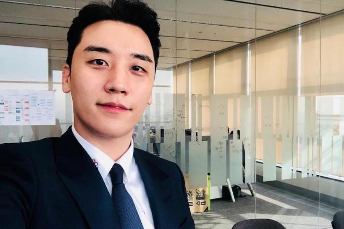 - Seungri4 - Breaking: BIGBANG's Seungri Reportedly Dating A Non-Celebrity, YG Responds  - Seungri4 - Breaking: BIGBANG's Seungri Reportedly Dating A Non-Celebrity, YG Responds