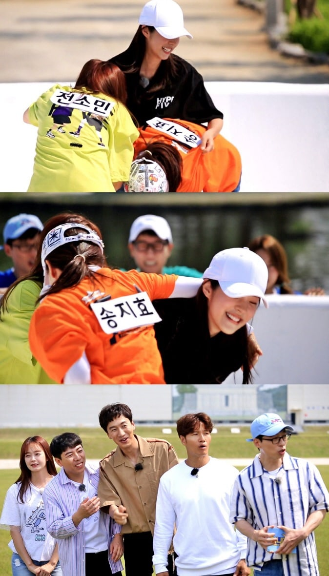 "- Seo Eun Soo 2 - Seo Eun Soo Even Shocks Kim Jong Kook With Her Strength On ""Running Man""  - Seo Eun Soo 2 - Seo Eun Soo Even Shocks Kim Jong Kook With Her Strength On ""Running Man"""