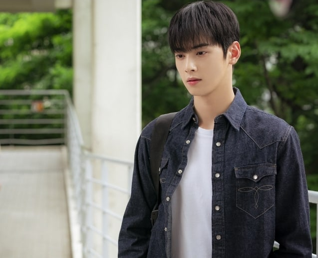 ASTRO's Cha Eun Woo Talks About Preparing For His Role In