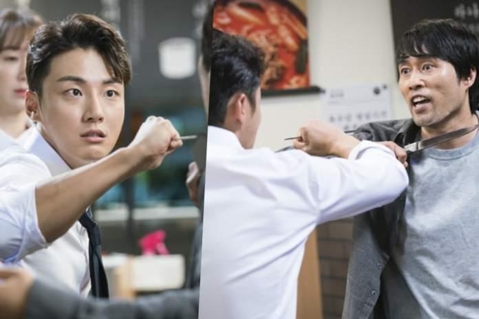 """- Yoon Shi Yoon4 - Yoon Shi Yoon Isn't Afraid To Fight Back In """"Your Honor""""  - Yoon Shi Yoon4 - Yoon Shi Yoon Isn't Afraid To Fight Back In """"Your Honor"""""""