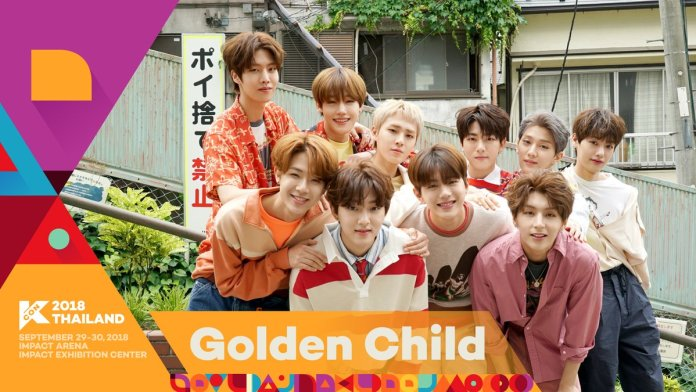 - Golden Child - GOT7, PENTAGON, And More Announced For First Lineup Of KCON 2018 Thailand  - Golden Child - GOT7, PENTAGON, And More Announced For First Lineup Of KCON 2018 Thailand