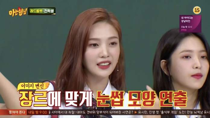 """- Joy1 - Red Velvet's Joy Talks About Juggling """"Bad Boy"""" Concept At Same Time As Her Drama """"Tempted""""  - Joy1 - Red Velvet's Joy Talks About Juggling """"Bad Boy"""" Concept At Same Time As Her Drama """"Tempted"""""""