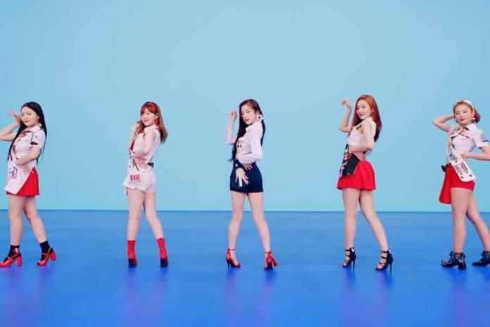 """- Red Velvet5 - Watch: Red Velvet Makes Colorful Comeback With """"Power Up"""" MV  - Red Velvet5 - Watch: Red Velvet Makes Colorful Comeback With """"Power Up"""" MV"""