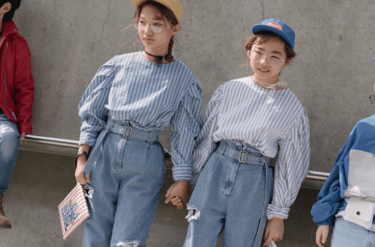 Todo lo que necesitas saber sobre lo que está en tendencia en K-Fashion este otoño 54