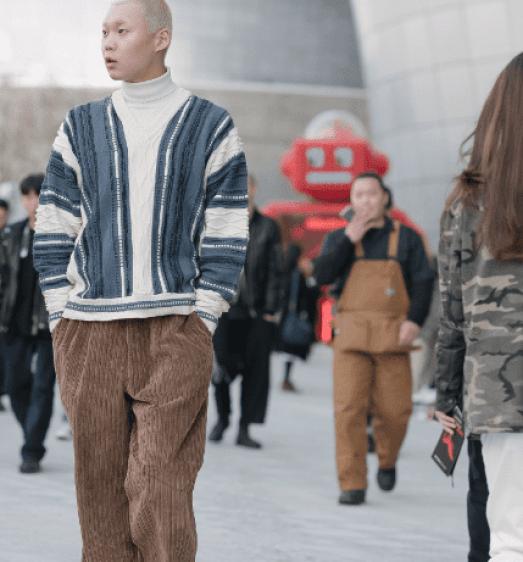 Todo lo que necesitas saber sobre lo que está en tendencia en K-Fashion este otoño 10