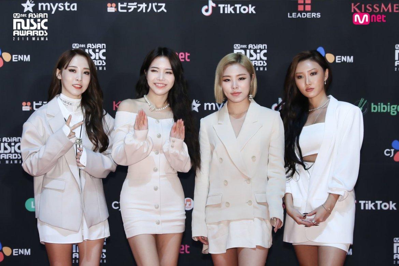 Estrellas deslumbran en la alfombra roja de los 2018 MAMA Fans' Choice en Japón 7