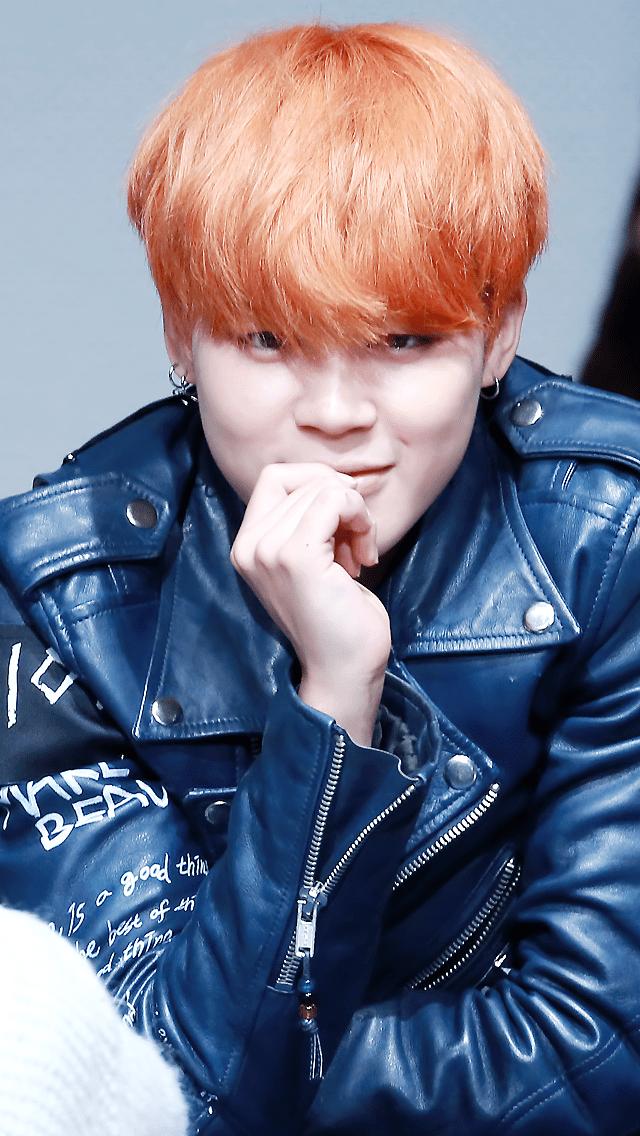 Ginger Jimin