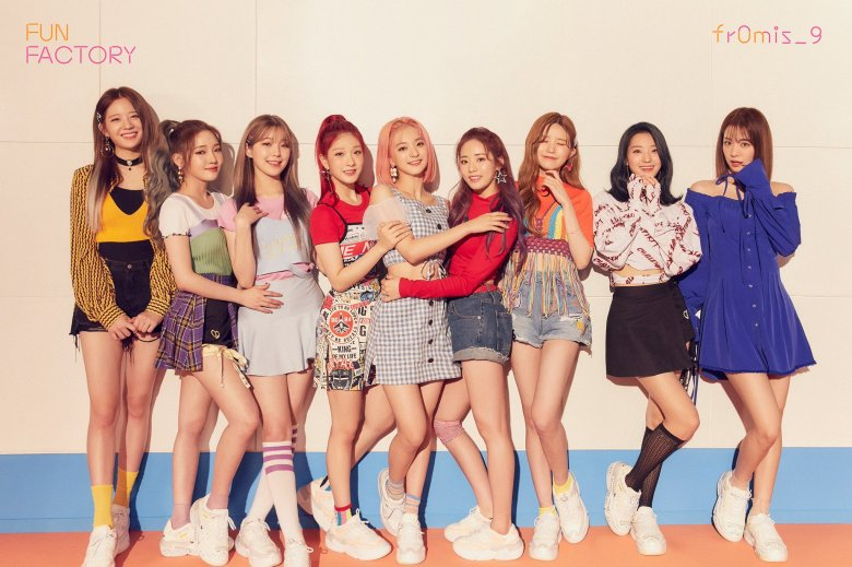 fromis 93