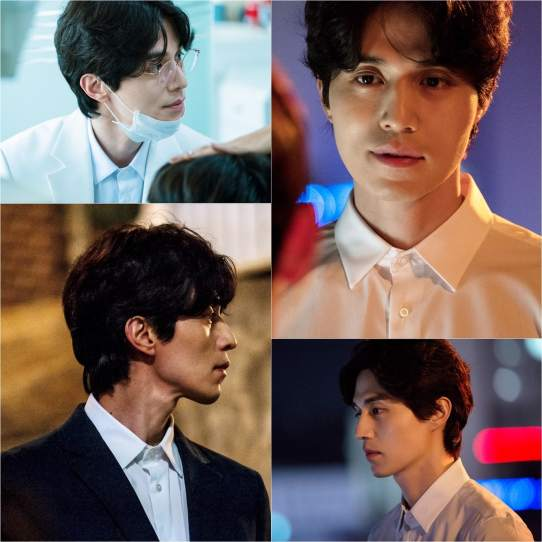 Image result for lee dong wook strangers from hell