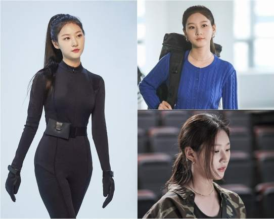 Image result for kim sae ron leverage