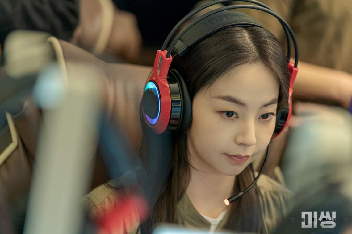 "Ahn So Hee Jalani Kehidupan Ganda Menjadi PNS dan Hacker Dalam Drama Misteri OCN ""Missing: The Other Side"""