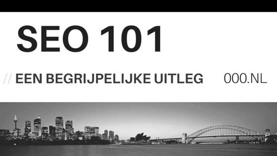 Wat is SEO? 101