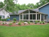 ALL SEASON GABLE SUN ROOM BY BETTERLIVING SUNROOMS & AWNINGS