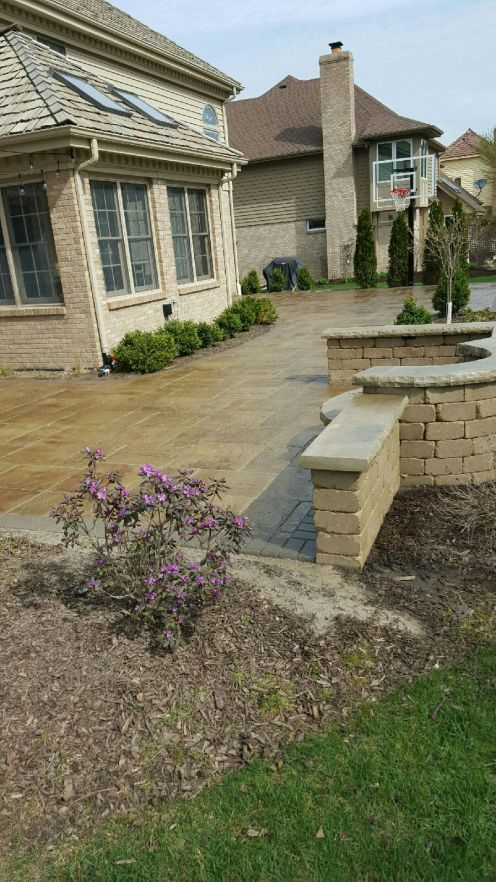 After Photo of Garden Area