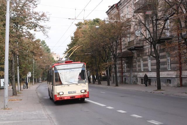 bus tram line
