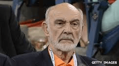 Former James Bond Sir Sean Connery in US Open tonight to see final Nadal Djokovic