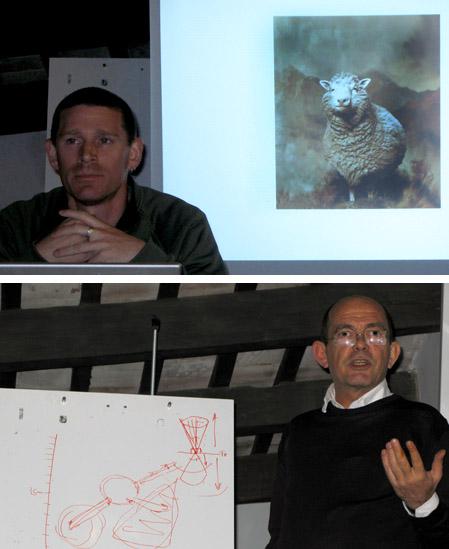 Andy Gracie & Ramón Guardans