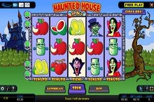Slot Haunted House Gratis - Vlt Slot Machine da Bar Online