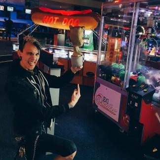 long distance relationship cambridge arcade bowling punk punx
