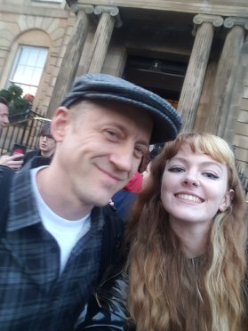 Jason Freese Glasgow Green Day Blythswood Square Hotel