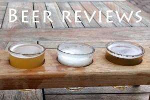 Beer reviews