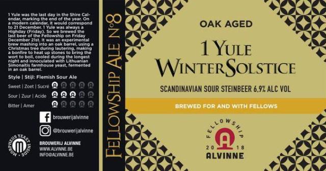 Alvinne Yule Winter Solstice