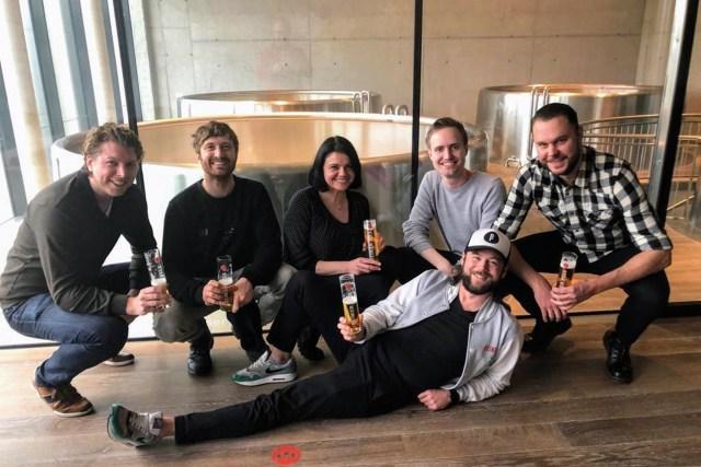 StiBON class Amsterdam - Trumer Brewery