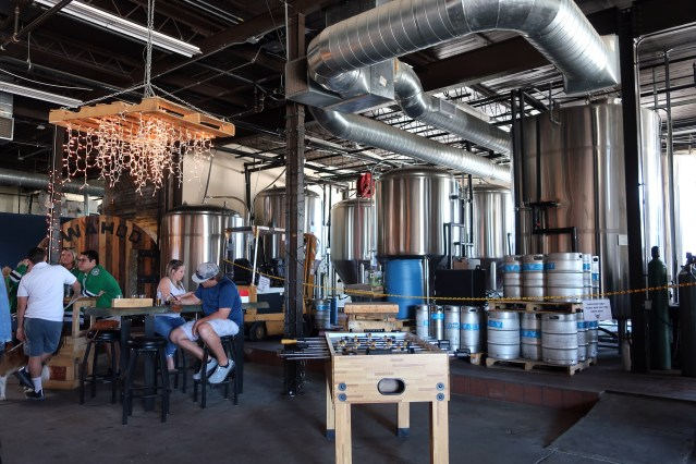 Panther Island Brewing