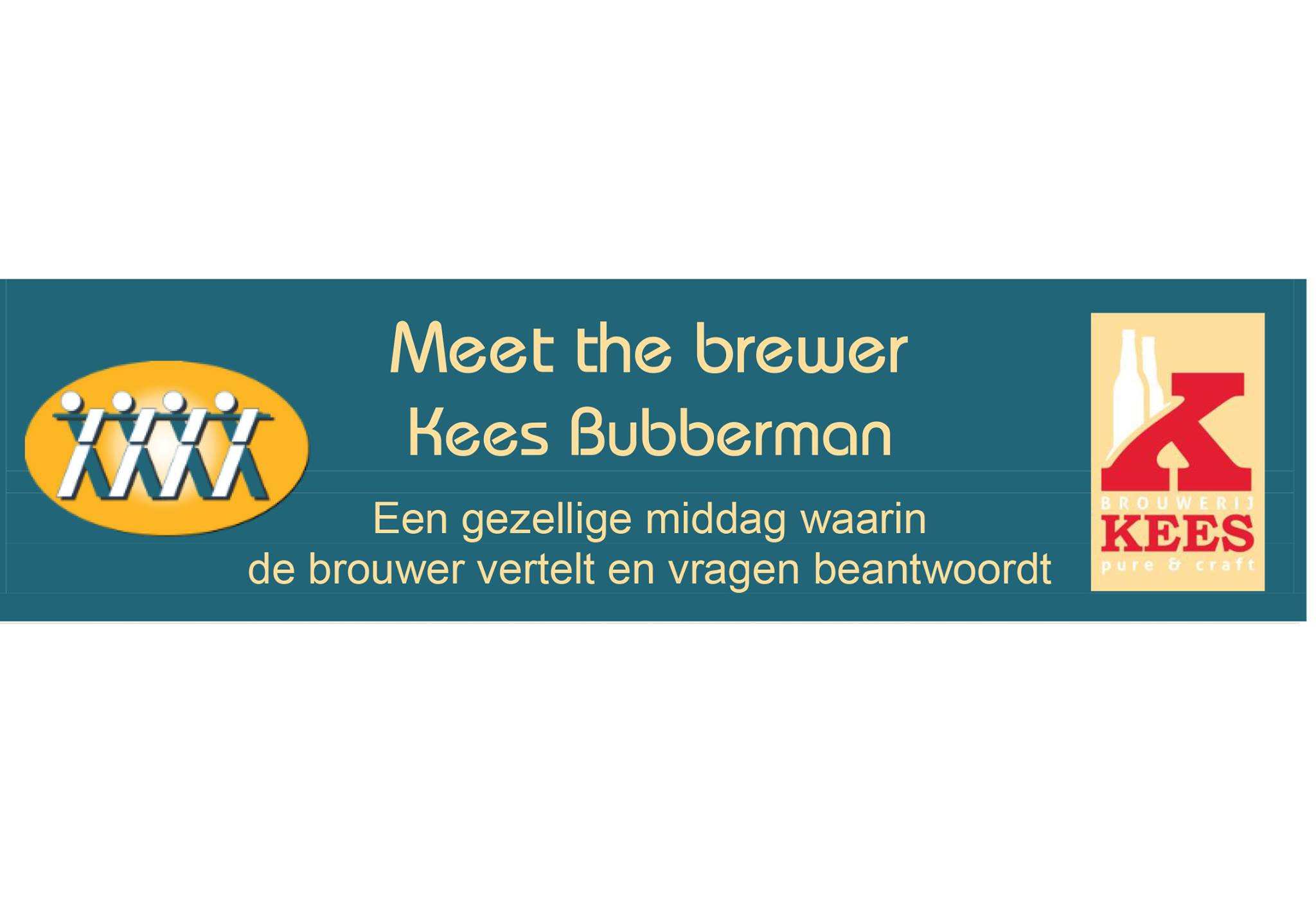 Meet the brewer Kees Bubberman