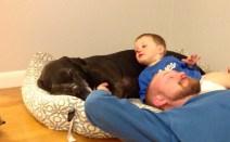Everybody naps!
