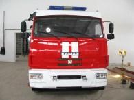 Пожарная автоцистерна АЦ-3.2-40 (ац 40)