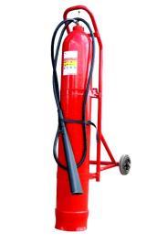 Огнетушитель углекислотный ОУ-25 (ОУ-40)