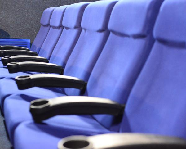 в кинотеатрах будут проводится короткие инструктажи о пожбезопасности