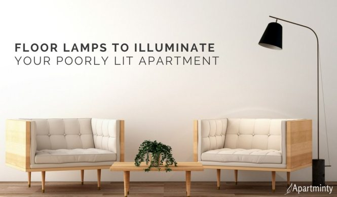 Floor Lamps Fit For Poorly Lit Apartments Apartminty