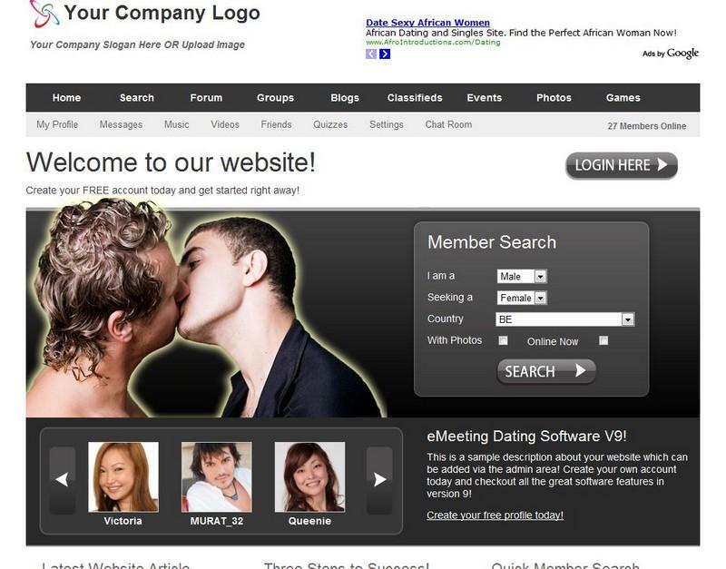 Rencontre gay web. Rencontres pour une nuit.