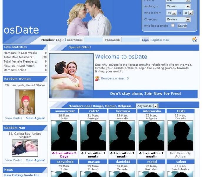 osDate Script Dating