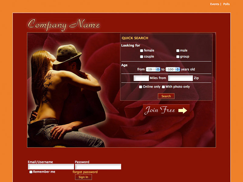Templetes dating, rencontre charme