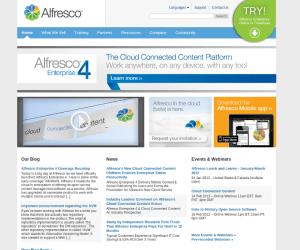 Alfresco : CMS gratuit écrit en Java