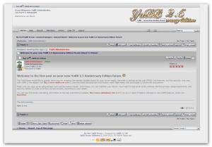 YaBB Perl forum script