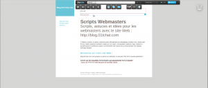 SiteCake, CMS PHP