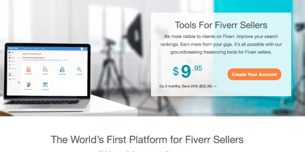 Marketing Fiverr Tools